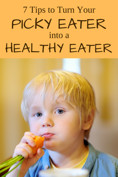 picky eater strategies