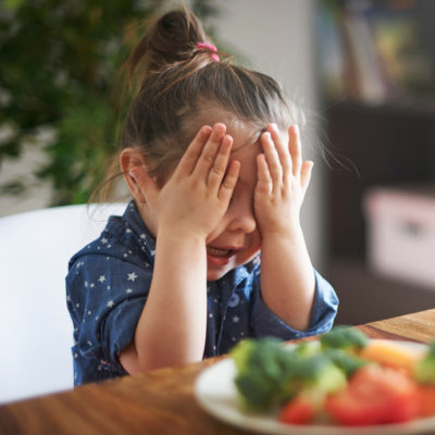Adventurous Eater Strategy #5: No Random Snacking
