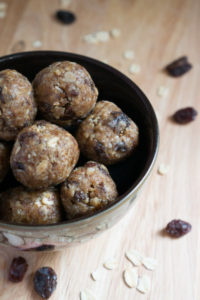 oatmeal protein ball recipe