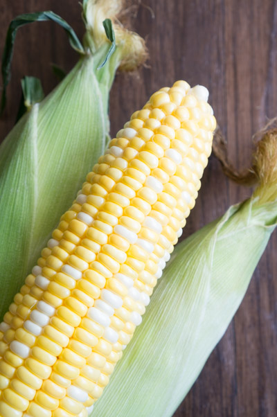 Microwave Corn On The Cob I Wish